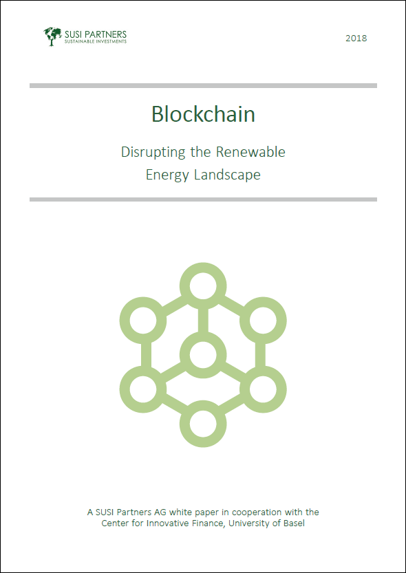 Blockchain: Disrupting the Renewable Energy Landscape